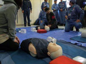 防災訓練 (4)